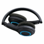 Headset ANC (Active Noise Cancelling) / Opvouwbaar On-Ear Bluetooth Ingebouwde Microfoon Zwart   LGT-H600