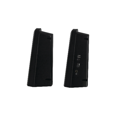 Speaker 2.0 3.5 mm 2 W Zwart/Rood   SP041