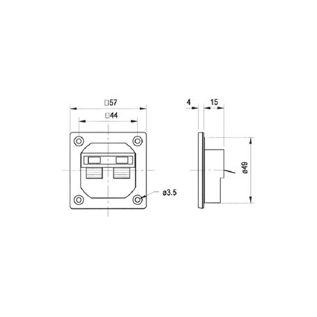 Speakeraccessoires en -Onderdelen | VS-5192