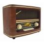 Roadstar Hra1500D Vintage Houten Radio