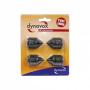 Dynavox SPIKES 4 STUKS MESSING - 207658