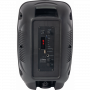 Ibiza Sound Party - Speaker met accu en LED/RGB