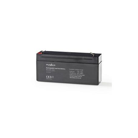 Oplaadbare Loodzuuraccu 6V | 3200 mAh | 134 x 35 x 61 mm |  BALA32006V