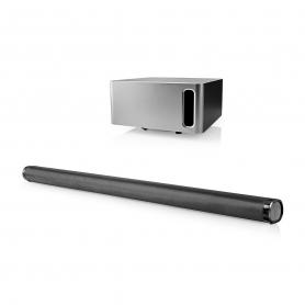 Nedis Soundbar | 390 W | 2.1 | Bluetooth® | Subwoofer | Afstandsbediening | Muurbeugel
