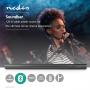 Nedis Soundbar   135 W   2.0   Bluetooth®   Afstandsbediening   Muurbeugel