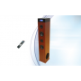 Roadstar TSPK-990CDBT draagbare stereo-installatie Digitaal 55 W Zwart