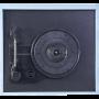 MADISON MAD-LPRETRO-MKII Draaitafel met riemaandrijving Zwart, Blauw