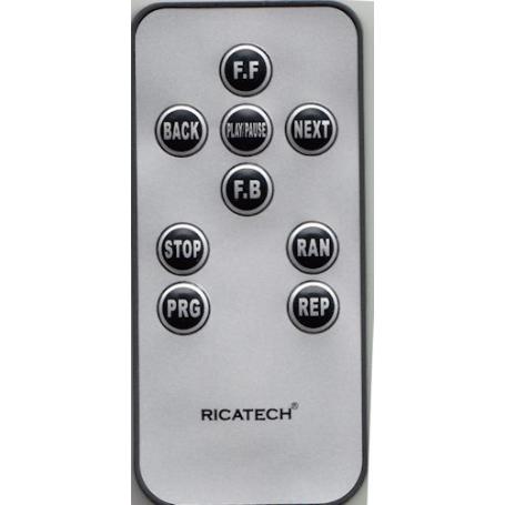 Afstandsbediening Ricatech RR950/RR1000