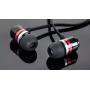 Kruger&Matz KMMXBM MXB-oordopjes met extreme bass & microfoon