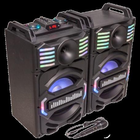 Ibiza Sound Party Sound - PARTY-SPEAKY700-Actief-Geluidsysteem - 700Watt