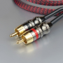 Audio Dynavox Perfect Sound Stereo-Cinchkabel 0.5m