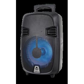 iDance Groove 114 party speaker met lichtshow