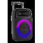 iDance Groove 220 party speaker met RGB lichtshow