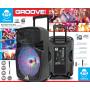 iDance Groove 410 | Partyspeaker met LED - 300 Watt