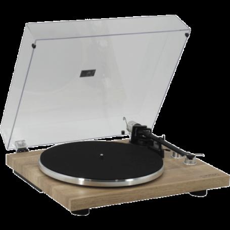 Madison - MAD-RT500-WD   Platenspeler met USB, Bluetooth en Audio Technica