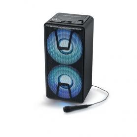 Muse M-1820DJ party speaker met microfoon