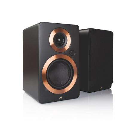 Argon Audio FORTE Active 4 - actieve speakerset met Bluetooth - Zwart