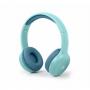 Muse M-215BTB Hoofdtelefoon met volume begrenzer kids blauw