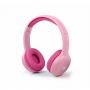 Muse M-215BTB Hoofdtelefoon met volume begrenzer kids Roze