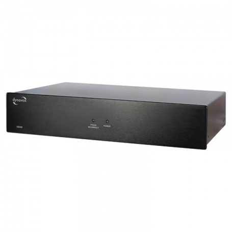 DYNAVOX X-6000 HIFI Stekkerdoos / Netfilter zwart