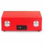 Ricatech RTT21 Advanced platenspeler met Bluetooth rood