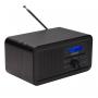 Denver DAB-30 zwart - DAB+ radio
