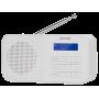 Denver DAB-42 wit - DAB+/FM radio