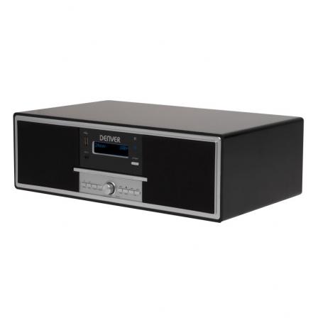 Denver MDA-250 zwart - Microsysteem met DAB+ en FM radio