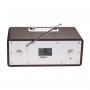 Denver MIR-260 Darkwood - Microsysteem met radio en Bluetooth