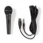 Bedrade Microfoon | -72 dB +/-3 dB Gevoeligheid | 80 Hz - 14 kHz | 5,0 m