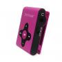 Denver MPS-409 roze - MP3 speler met sportclip