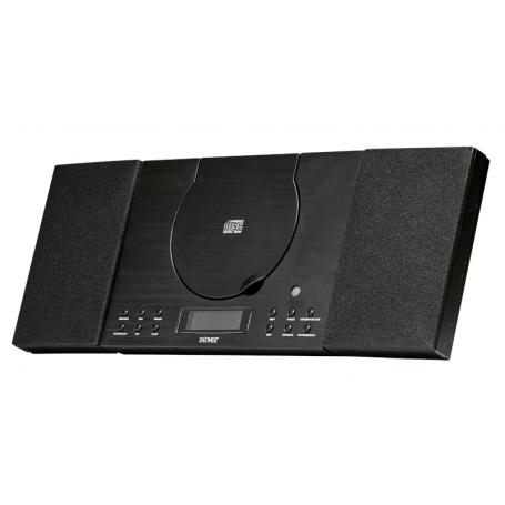 DENVER MC-5010 zwart - microsysteem