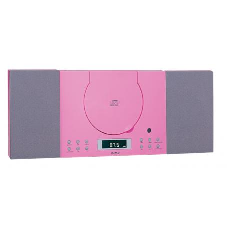 DENVER MC-5010 roze - microsysteem