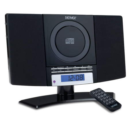 DENVER MC-5220 zwart - CD speler
