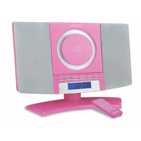 DENVER MC-5220 roze - CD...