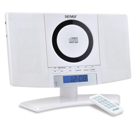 DENVER MC-5220 wit - CD speler