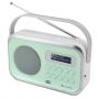 Soundmaster DAB270GR draagbare radio