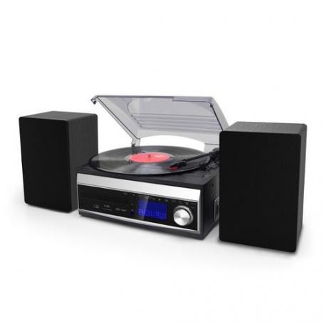 Soundmaster MCD1820SW - platenspeler en mediaspeler