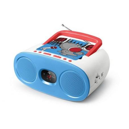 Muse M-20KDB Draagbare Radio met CD-Speler