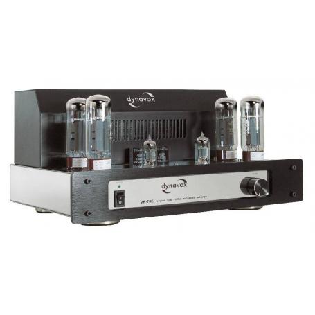 Audio Dyanvox buizenversterker VR70E chrome