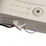Denver CRP-717 wit - wekkerradio met projector