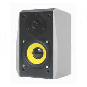 Audio Dynavox Boxenset actief 2 x 30 watt zilver