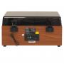 Denver MRD-52 licht hout - miniset met platenspeler