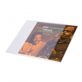 Audio Dynavox - Vinyl buitenhoezen 50 stuks