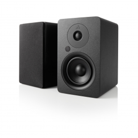 Argon Audio ALTO Active 4 - actieve speakerset met Bluetooth - Zwart