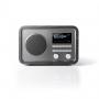 Argon Audio Radio 2i - DAB+, FM en internet radio - Zwart