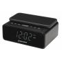 Roadstar CLR-700QI - wekkerradio met Qi charging