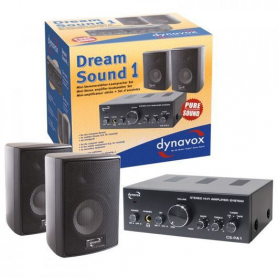 Audio Dynavox Dream Sound 1 zwart