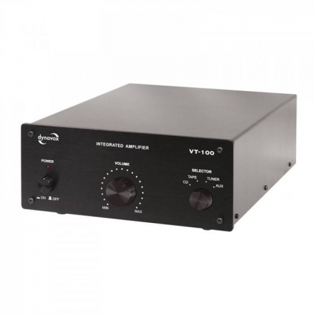 Audio Dynavox Dynavox versterker VT100 zwart