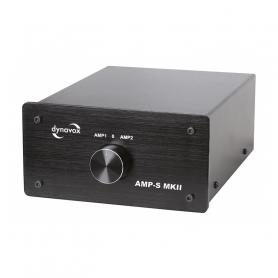 copy of Audio Dynavox dynavox versterker / speaker switcher AMP-S zwart